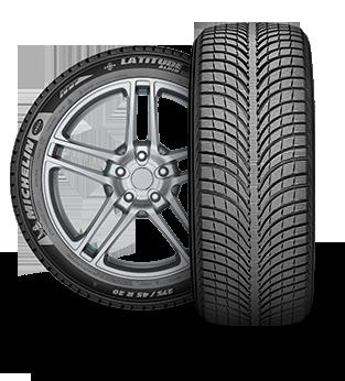 Latitude Alpin LA2 Tires